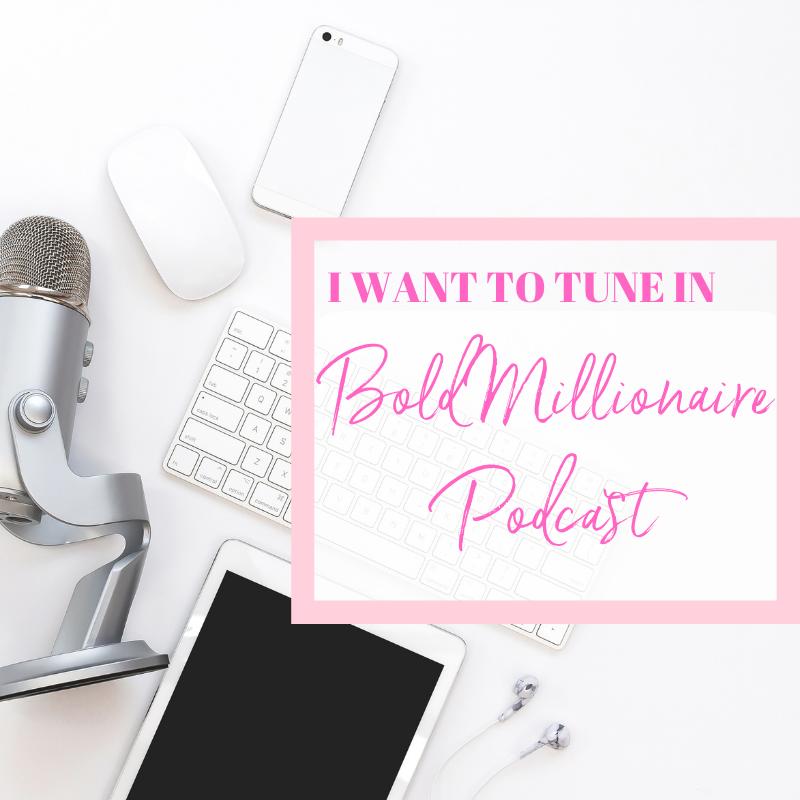 Bold Millionaire Podcast
